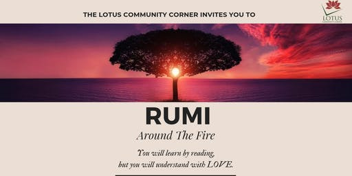 Rumi Around the Fire: A Night of Mystical Poetry