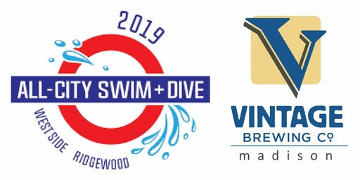 ADULT All City Swim Lunch at Vintage Brewing Co.