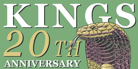 Kings' 20th Anniversary Party!  Night Two tickets