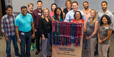 Chester County Toastmasters - July 22, 2019