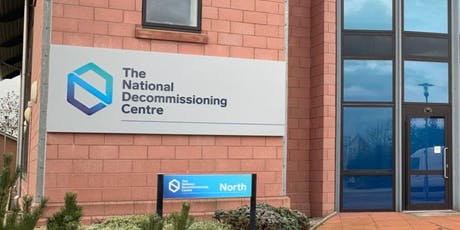 National Decommissioning Centre, Tour and Panel Discussion tickets