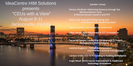 CEUs With a View tickets