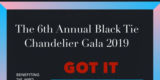 The Black Tie Chandelier Gala