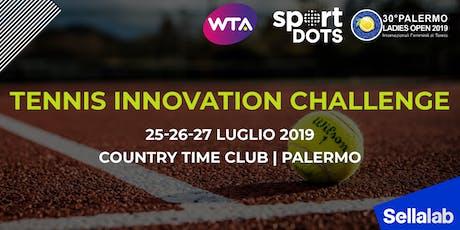 Tennis Innovation Challenge - L'Hackathon per creare il futuro dello Sport! biglietti