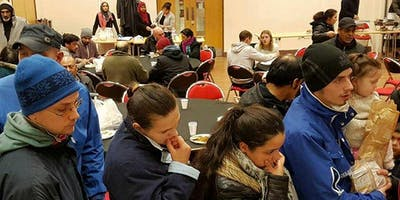 Feeding Bradford AGM and meeting organisations who can help your clients