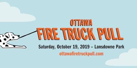 Ottawa Fire Truck Pull tickets