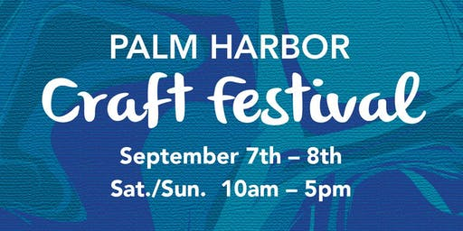 4th Annual Palm Harbor Craft Festival