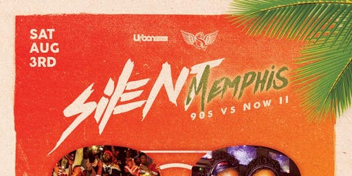 Silent Party Memphis - 90's VS Now II