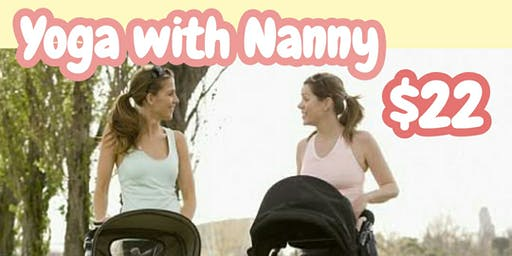 Yoga with Nanny