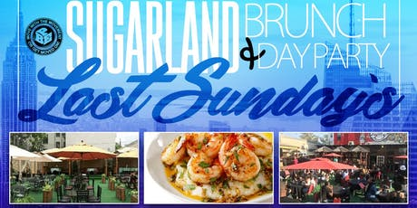 7.28   Last Sundays @ SUGARLAND Brunch/Day Party   Hosted by MTA Rocky tickets