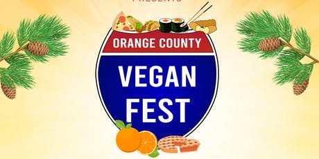 OC VEGAN FEST DOWNTOWN SANTA ANA - SEPTEMBER 8TH 2019 tickets