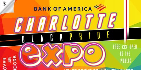 Charlotte Black Pride Expo tickets