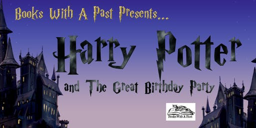 Harry Potter's Birthday Party (21+)