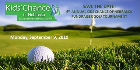 Kids' Chance of Nebraska Golf Tournament tickets