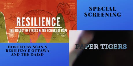 Impacting Trauma: Screening Resilience & Paper Tigers (Register separately) tickets