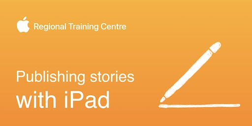 Publishing stories with iPad