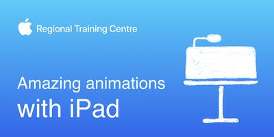 Amazing animations with iPad
