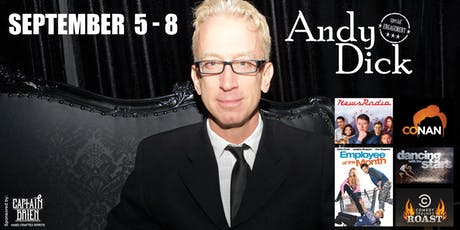 Comedian Andy Dick Live in Naples, Florida tickets