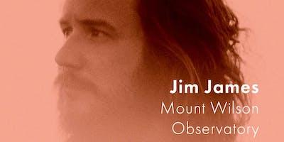 Jim James concert at Mount Wilson