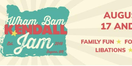 Wham Bam Kendall Jam tickets