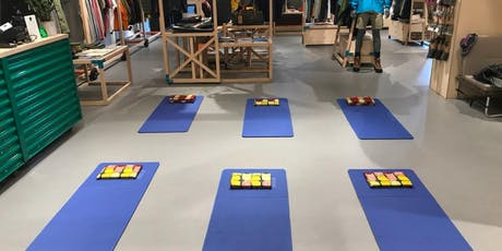 BODY CONTROL PILATES AT OUTSIDERS STORE  tickets