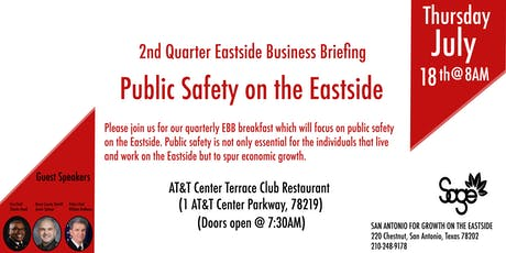 Public Safety on the Eastside tickets
