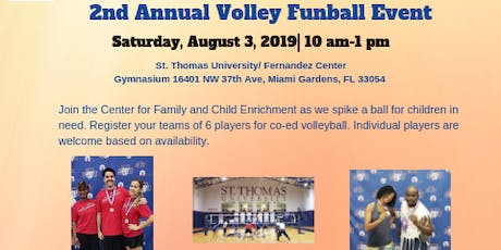 CFCE's 2nd Annual Volley Funball tickets