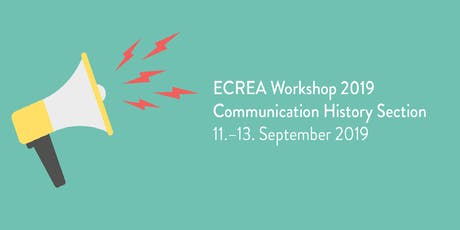 ECREA Communication History Section Workshop tickets