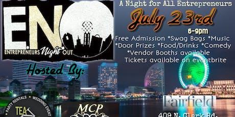 E.N.O.-Entrepreneur's Night Out tickets