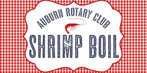 Auburn Rotary 4th Annual Shrimp Boil