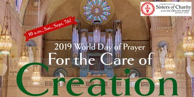 Ecumenical Observance - 2019 World Day of Prayer for the Care of Creation