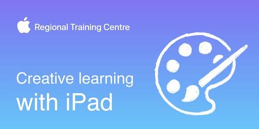 Creative learning with iPad