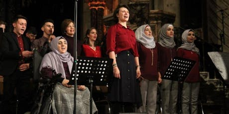 JFI Leicester Sanctuary Seekers Choir tickets