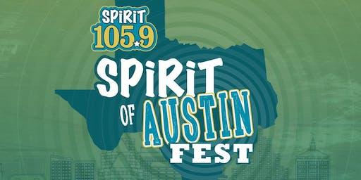 Spirit Of Austin Fest - Merch Volunteers - Austin, TX