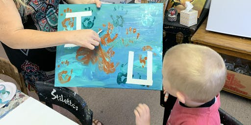 Free Art Class for Little Tykes (ages 1 - 4)
