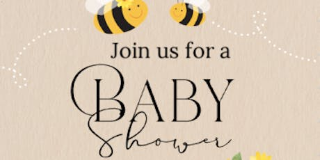 Goldee & Javier Baby Shower tickets