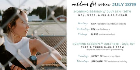 OUTDOOR FIT SERIES tickets