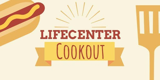 LifeCenter Cookout