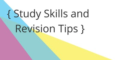 Study Skills and Revision Tips