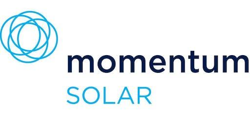 Momentum Solar Interview Day