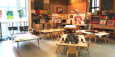 Art with Montclare Children's School's Janae Ramirez