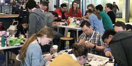 EA Accessible Gaming Switch Buildathon tickets