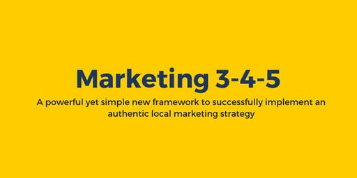 Locable 3-4-5 Marketing Workshop hosted by Main Street Mason City