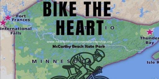 Bike McCarthy Beach