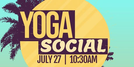 Yoga Social; Summer Luau tickets