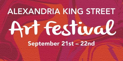 17th Annual Alexandria King Street Art Festival