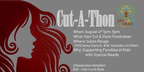 My EARS 2 Hear Cut-A-Thon tickets