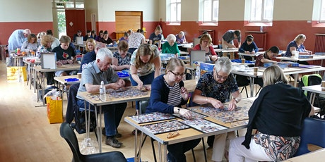 Eighth Annual Gibsons British Jigsaw Championships (2020) tickets