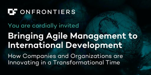 Bringing Agile Management to International Development