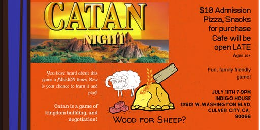 CATAN Game Night